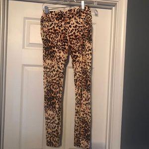 Leopard Print OS LuLaRoe Leggings